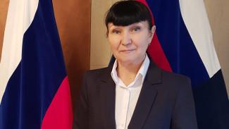 Главный судебный пристав Воронежской области стала старшим помощником прокурора