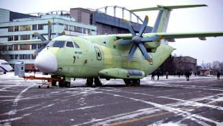 Первый воронежский военно-транспортный Ил-112В передали на лётные испытания