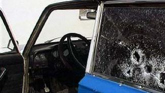 От выстрела пьяного водителя пострадал один из инспекторов дорожно-патрульной службы