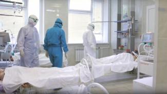 Воронежские медики назвали средний возраст умерших от коронавируса