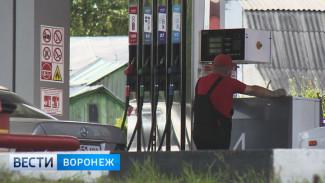 В Воронеже обманывают автомобилистов и не хотят понижать цены на бензин