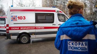 После ДТП с грузовиком в Воронежской области 20-летний парень попал в больницу
