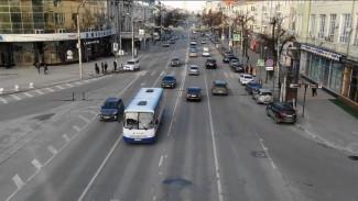 Мэрия Воронежа приступила к созданию единого оператора пассажирских перевозок