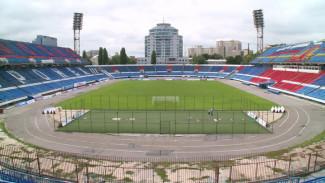 Юных футболистов выгнали с главного воронежского стадиона