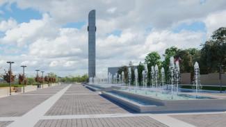 Реконструкция площади Победы в Воронеже обойдётся почти в 170 млн рублей