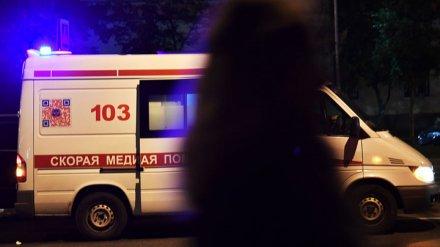 В Воронежской области после ДТП с двумя легковушками погиб молодой водитель