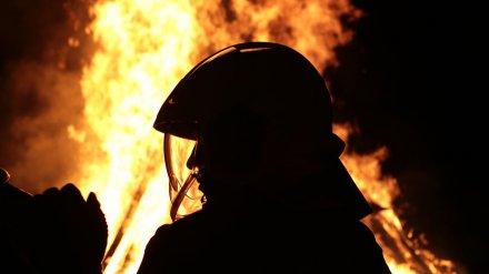 В воронежском селе после пожара в здании администрации нашли тело мужчины