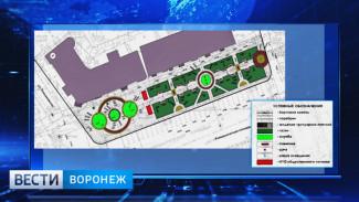 Новый сквер на Университетской площади появится на месте торговых точек