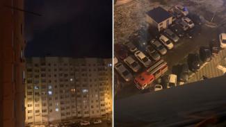 В Воронеже 20-летний парень погиб при пожаре в многоэтажке