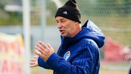 Главный тренер воронежского «Факела» покинул свой пост после нескольких провальных игр