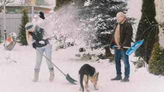 Синоптики подсчитали, сколько снега выпало в Воронеже после сильной метели