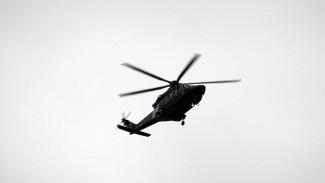 Пострадавших при падении вертолёта под Воронежем эвакуировал центр медицины катастроф
