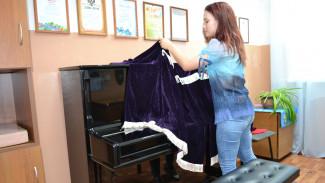 Детская школа искусств в Воронежской области получила музыкальные инструменты на 2,5 млн