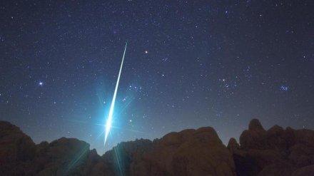 В выходные воронежцы смогут увидеть мощнейший звездопад года