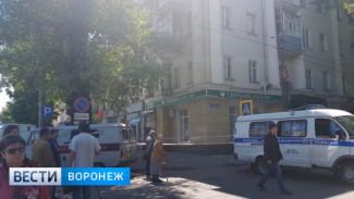 Покончившим с собой налётчиком на банк оказался 57-летний житель воронежского общежития