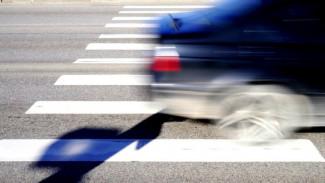 В Воронежской области грузовик на пешеходном переходе сбил школьницу