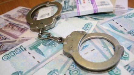 В Воронеже полицейскому, сбежавшему с 1 млн рублей, утвердили срок за коррупцию