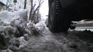 Следить за чистотой платных парковок в Воронеже будет специальный автопатруль