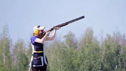 Воронежская спортсменка стала лучшей на первенстве России по стендовой стрельбе