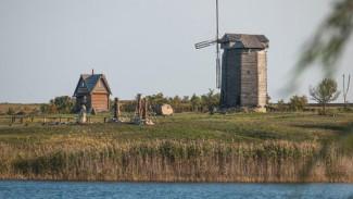 В Ломовском парке в Воронежской области построят гостевые домики