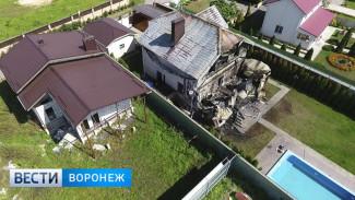СК посчитал поджог дома ректора Воронежского опорного вуза покушением на убийство его семьи