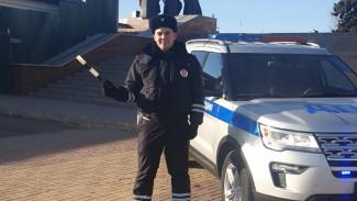 В Воронеже полицейский спас попавшего под «Газель» 20-летнего парня