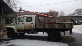 В Воронежской области бурильная машина задавила женщину