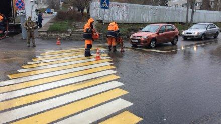 Часть домов и соцобъектов в центре Воронежа оставят без воды из-за «фонтана» на дороге