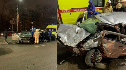 Водитель Hyundai устроил ДТП с 4 погибшими в Воронеже при обгоне коммунальной машины