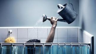 Отключение горячей воды в Воронеже