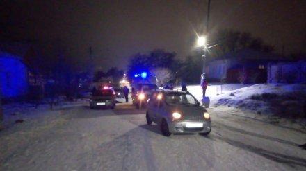 В Воронежской области иномарка сбила водителей и полицейского: один человек погиб