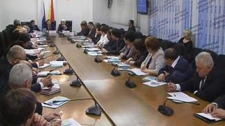В Воронежской области над законами вновь будут работать депутаты всех уровней?