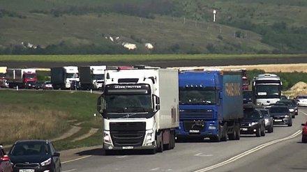 Фурам запретят ездить по М-4 в Воронежской области из-за самой знаменитой пробки России