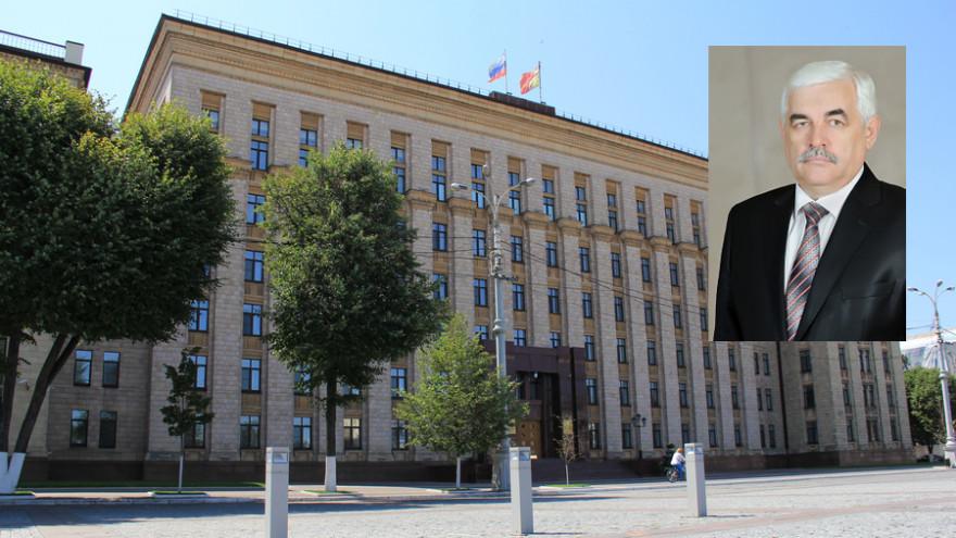 Получивший 23 оклада вице-губернатор Воронежской области невойдет всостав нового руководства