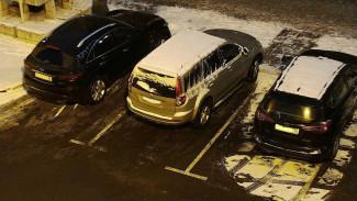 Воронежские платные парковки перешли на зимний режим работы