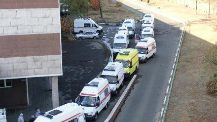 Рекордное число заболевших ковидом воронежцев вновь выявили за сутки