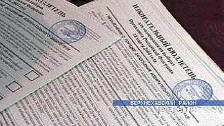 В Павловском районе подано 5000 заявок на голосование дома