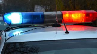 Воронежская полиция объявила в розыск водителя, который на трассе сбил женщину и скрылся