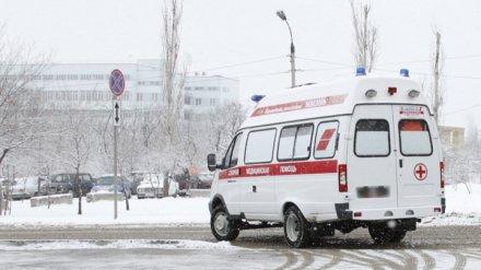 Полиция возбудила уголовное дело после нападения на фельдшера скорой в Воронежской области
