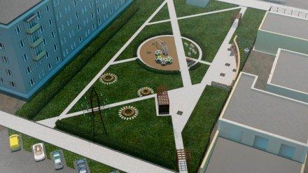 В центре Воронежа появится сквер имени знаменитого архитектора