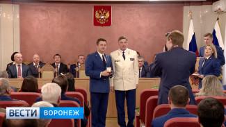 Лучшие сотрудники и ветераны воронежской прокуратуры удостоились наград
