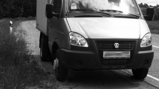 На трассе под Воронежем грузовая «ГАЗель» влетела в полуприцеп фуры: погибла женщина