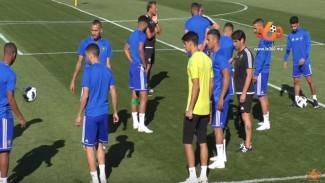 Сборная Марокко вернулась в Воронеж после обидного поражения в матче с Ираном
