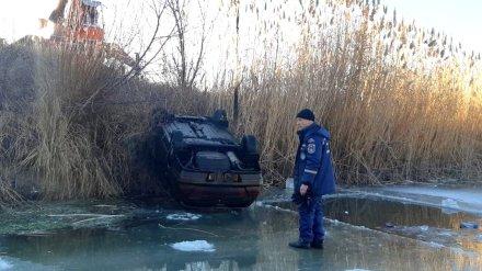 В Воронежской области машина с трупом мужчины пролежала 3 месяца на дне реки