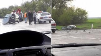 Страшное ДТП на трассе в Воронежской области унесло жизнь 35-летнего белгородца