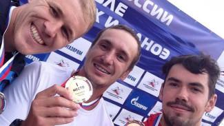 Воронежец стал чемпионом России по гребле на байдарках и каноэ