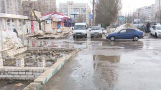 Воронежским торговцам придётся заплатить за право вернуться на Димитровский рынок
