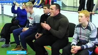 Знаменитый боксёр Денис Лебедев поддерживал бутурлиновских спортсменов