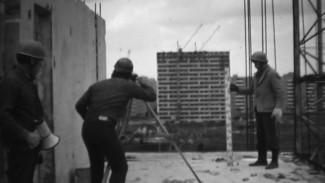 Бум «панелек» и первая высотка. Как строился Воронеж в советское время