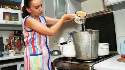 Какие дома в Воронеже временно останутся без горячей воды с 31 июля и 1, 3 августа